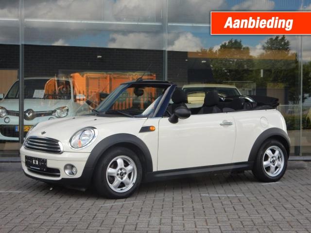 Mini-Cabrio